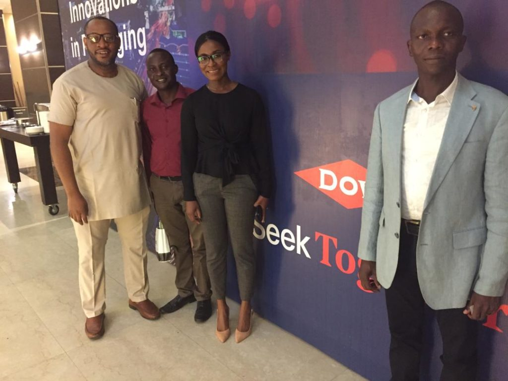 Corporate Partnership with Dow Chemical West Africa