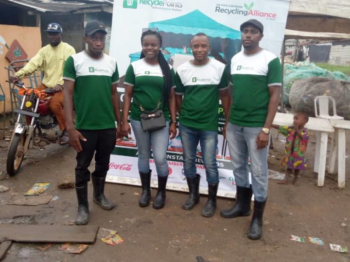 Idiaraba Community Recycling Program