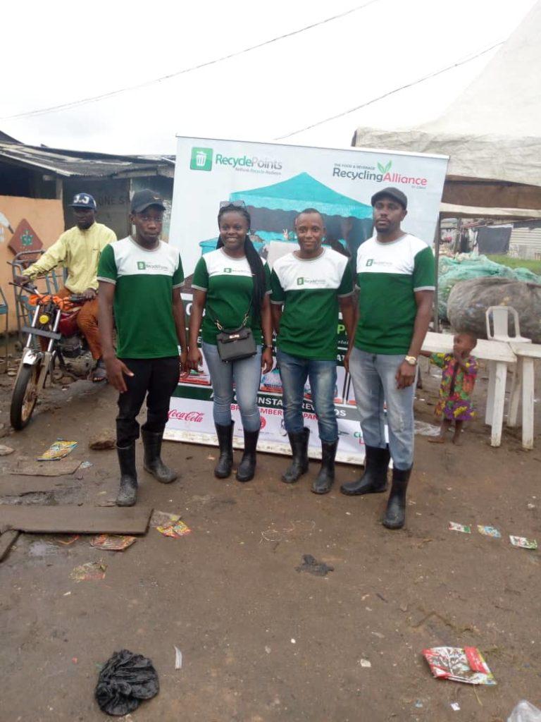 Idiaraba Community Recycling Program