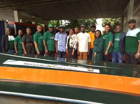 Food and Beverage Recycling Alliance(FBRA) & Lagos State Waterways Authority(LASWA) Partners with RecyclePoints for Lagos Waterway Cleanup Project
