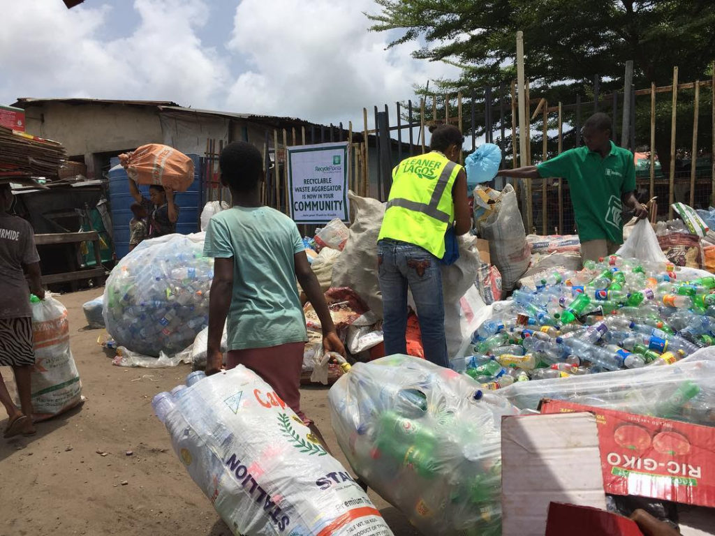 Ojo Community Recycling Program