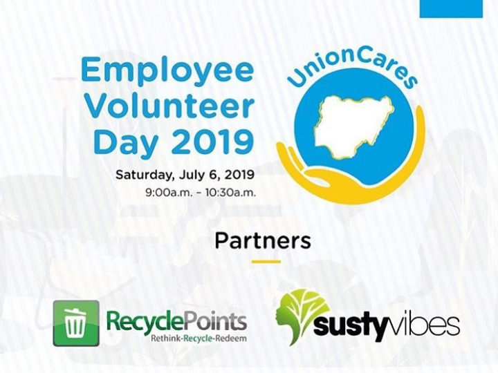 RecyclePoints Facilitates Union Bank Employee Volunteer Day