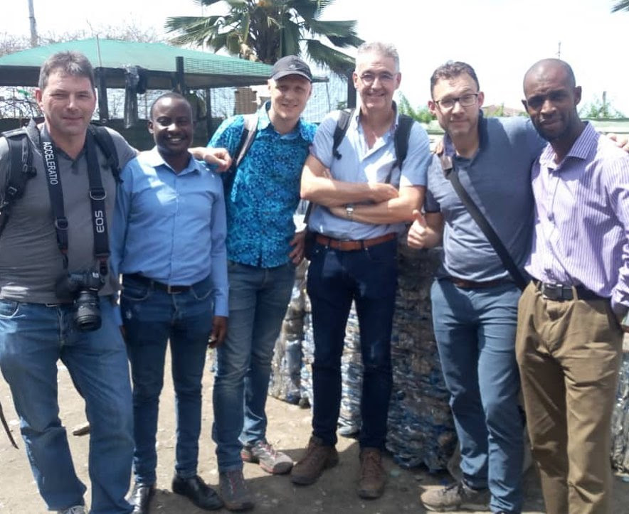 Visits From The Netherland Delegation on Waste Management and Circular Economy