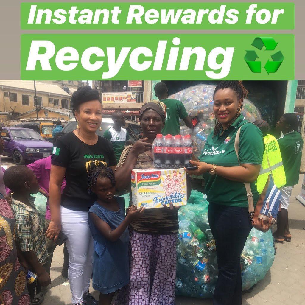 Orile Community Recycling Program