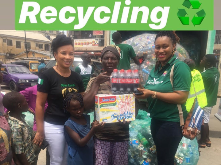 Orile Community Recycling Program